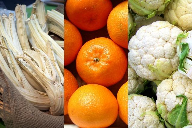 frutta verdura gennaio